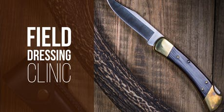 Field Dressing and Game Processing Clinic - Ogden tickets