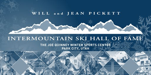 2019 Induction Ceremonies of the Jean and Will Pickett Intermountain Ski Hall of Fame