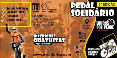 2º Pedal Solidário - Loucos por Pedal ingressos
