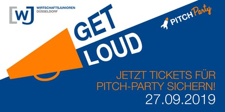 Pitch-Party 2019 Tickets