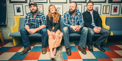 "Muddy Creek Music Hall Presents ""Amanda Anne Platt & The Honeycutters"""