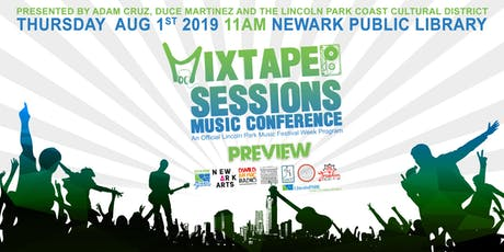 Mixtape Sessions Music Conference: Preview tickets