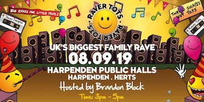 Raver Tots Harpenden with Brandon Block