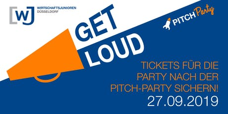Pitch Party Party 2019 tickets