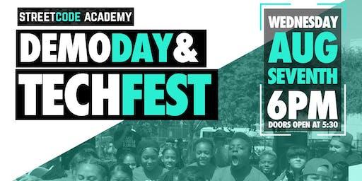 StreetCode Presents: Demo Day X TechFest!!!