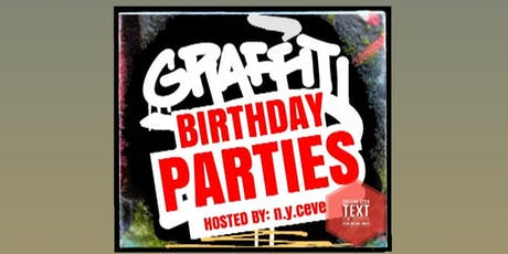 Graffiti Parties tickets