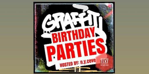 Graffiti Parties
