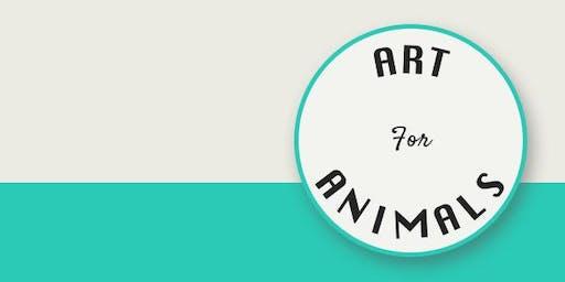 Art For Animals 2019
