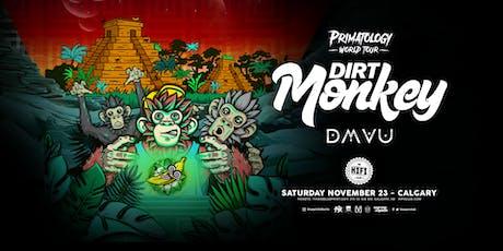 Dirt Monkey - Calgary tickets