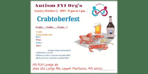 Autism FYI  Crabtoberfest  Annual Fundraiser