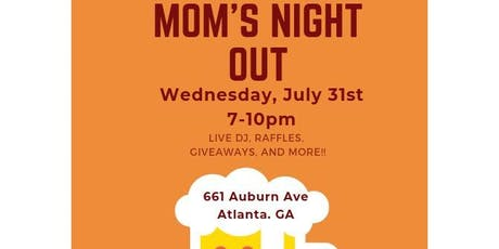 Mom's Night Out at Pour Taproom tickets