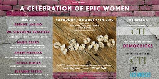 Celebrating Epic Women