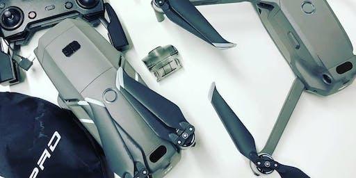 Gratis RO3 Pro(inkl RO1 + RO2) Drone kurs for nye og eksisterende dronebedrifter