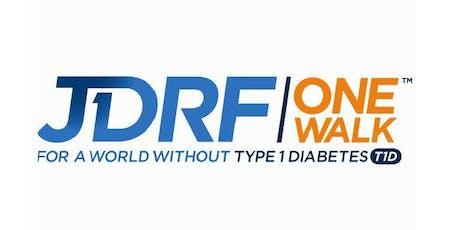 JDRF OneWalk Kickoff tickets