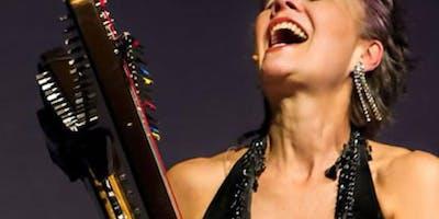 "DHC LIVE! Deborah Henson-Conant ""The Hip Harpist"""