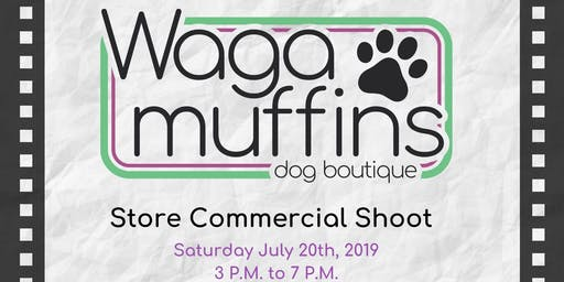Wagamuffins Dog Boutique In-Store Commercial