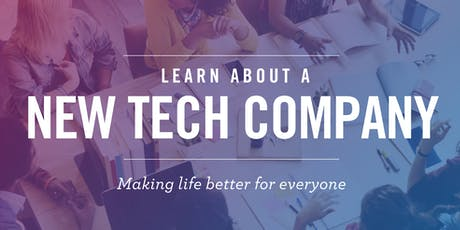Providence, RI - New Tech Company Making Life Better! tickets