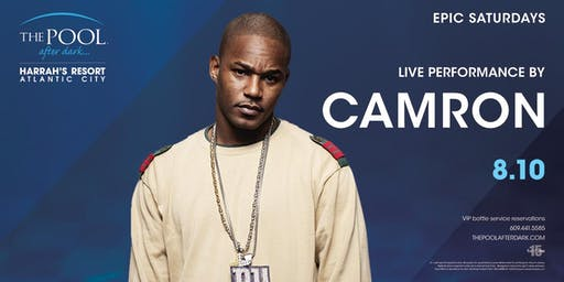 Camron | Epic Saturdays at The Pool REDUCED Guestlist