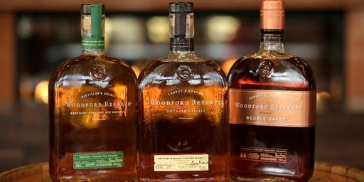Woodford Reserve Bourbon Dinner 2019