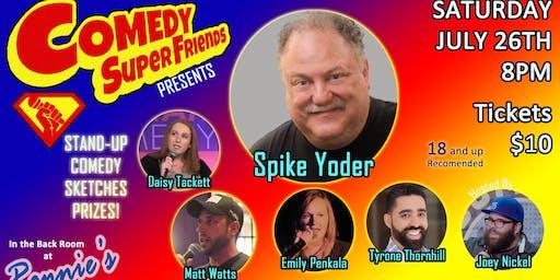Comedy Super Friends in Green Cove