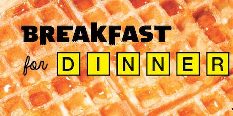 National Waffle Day! Breakfast For Dinner at Stadium Club!  tickets