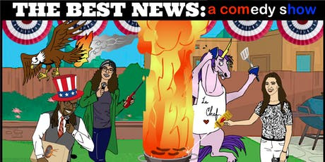 The Best News: A Comedy Show tickets