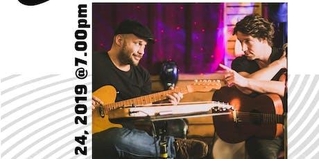 ibor Kiss & Gabor Vastag present Aranyakkord tickets