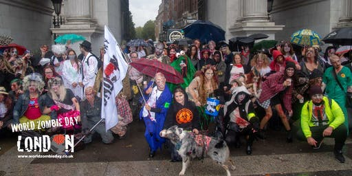World Zombie Day: London - END TIMES!