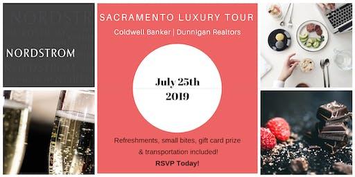 Sacramento Luxury Tour