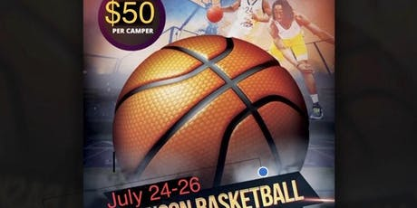 Johnson Basketball Camp tickets