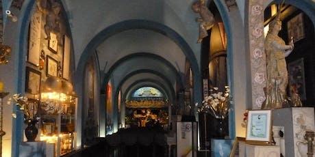 La Botica del Angel y el Barrio del Mondongo entradas