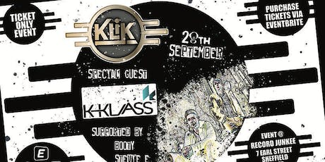 KLiK presents K-KLASS tickets