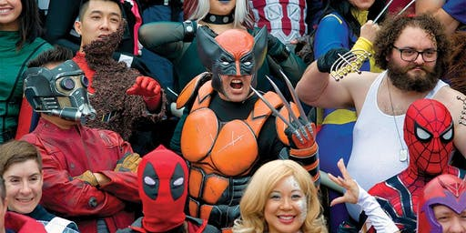 Comic Con Themed Bar Crawl - Saturday Night with Hosted Bar