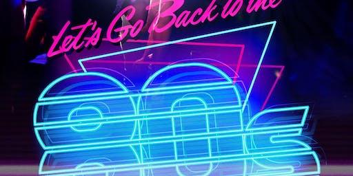 80's REUNION DANCE PARTY  (CLASSIC POP, EDM , HIP HOP , REGGAE)