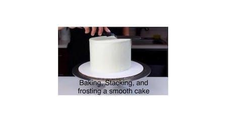 Cake Basics Class tickets