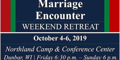 Marriage Encounter Weekend - Oct 2019 tickets