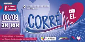 1ra. EDICIÓN CARRERA CORRE CON EL CORAZON