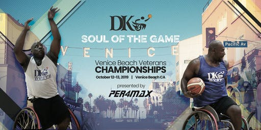 DK3 Venice Beach Veterans Championship | 3x3 Wheelchair Basketball