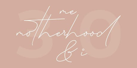 Me, Motherhood & I (BookLaunch) tickets
