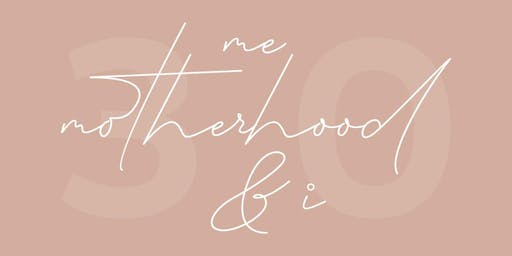 Me, Motherhood & I (BookLaunch)