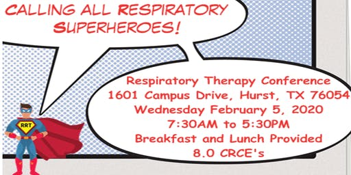 Calling All Respiratory Superheroes!