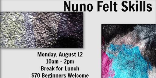 Nuno Felt Skills
