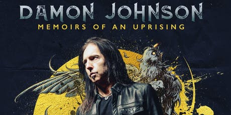 Damon Johnson Band  (Brother Cane,Black Star Riders, Thin Lizzy,) tickets