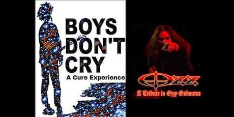 Boys Don't Cry w/ Ozz tickets