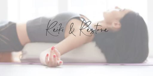 Reiki & Restore Workshop