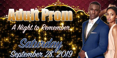 Adult prom the redo