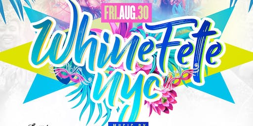 WHINE FETE NYC