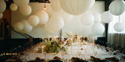 Bright Night X Manu Torres Tablescape Workshop