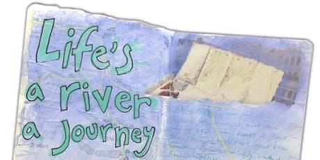 Visual Journaling: Self-Discovery through Creative Play, Nov. 16 - Dec.14 tickets