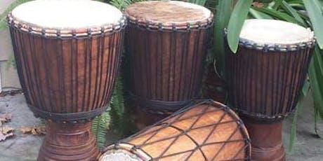 Drum-Making Class w/ Alex Wedmedyk tickets